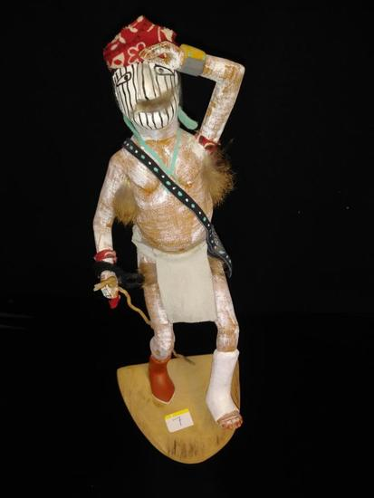 (1) Hopi Kachina Doll