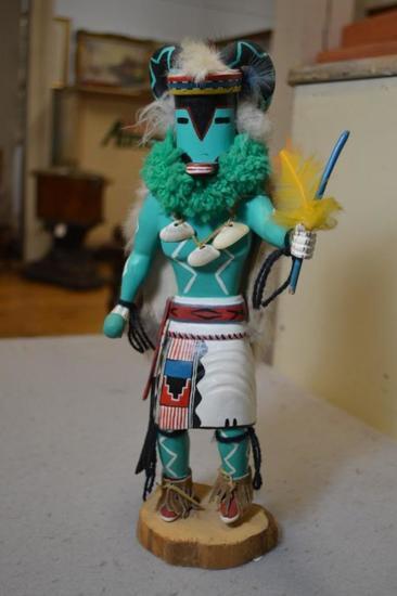 Zuni God Kachina Doll