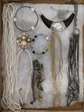 Assortment Of Women's Costume Jewelry