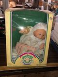 Vintage 1985 Cabbage Patch Kids Preemie Girl Emmi Jordana...New by Coleco Doll...