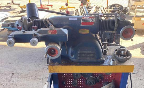 Ammco No. 6900 Twin Facing Tool Brake Lathe
