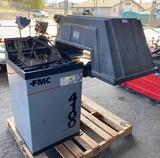 FMC 4100 Self Calibrating Wheel Balancer