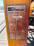 Wilmar 1000lb Cap Engine Stand
