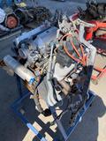 Sequential V-6 Motor