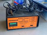 Chicago Electric Battery Charger w/ Engine Starter