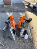 (4) 3-Ton Jack Stands