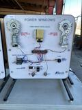 Atech Power Window Teaching Aid