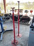 (2) 1500lbs Automotive Lift Support Braces