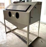 Cyclone Manufacturing Freestanding Sand Blaster