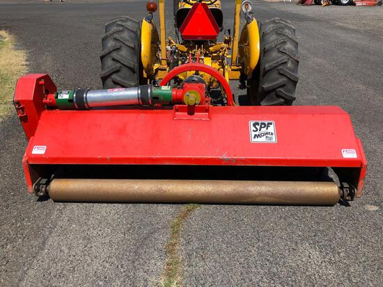 "8' Rears Mfg. SPF ""Pak Flail"" Mower Model SPF84G920"