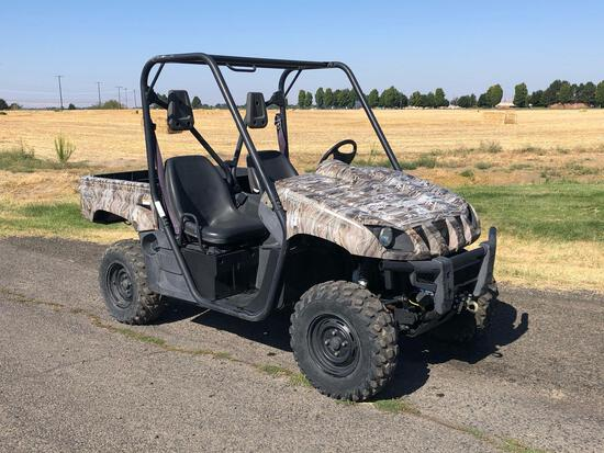 2004 Yamaha Rhino 660 4X4 with On Command Diff-Lock