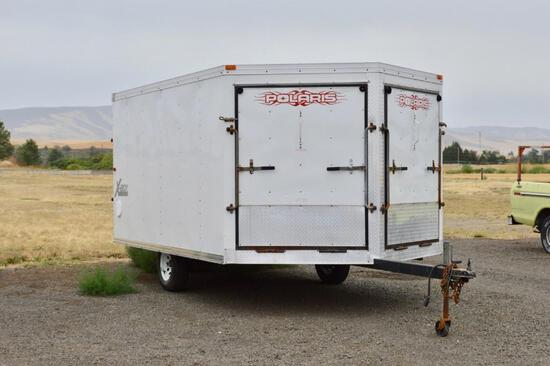 2013 Mirage 14' Toy Hauler/Cargo Trailer