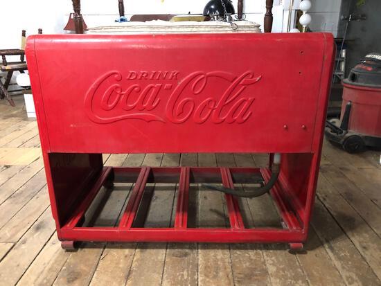 Coca Cola Ice Chest/Cooler