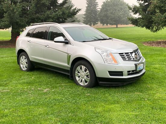 2013 Cadillac SRX FRD Luxury Edition SUV