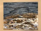 Annette Bayer 2011 Mixed Media Art Depicting Seascape 16