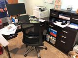 2-Piece Office Desk