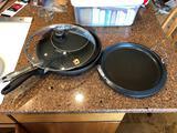 Assorted Non Stick Pans