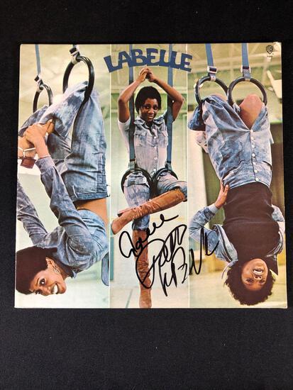 """Patti La Belle """"Le Belle"""" Autographed Album"""