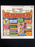 Grind The Original Broadway Cast Recording Autographed By Ben Vereen Album