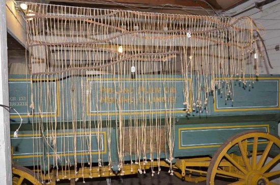 Vintage Horse Fly Net