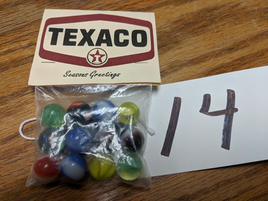 Texaco Marble Pack