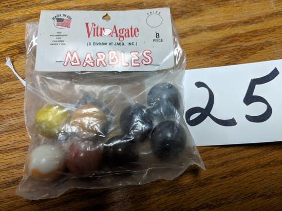 Vitro Agate Marble Pack