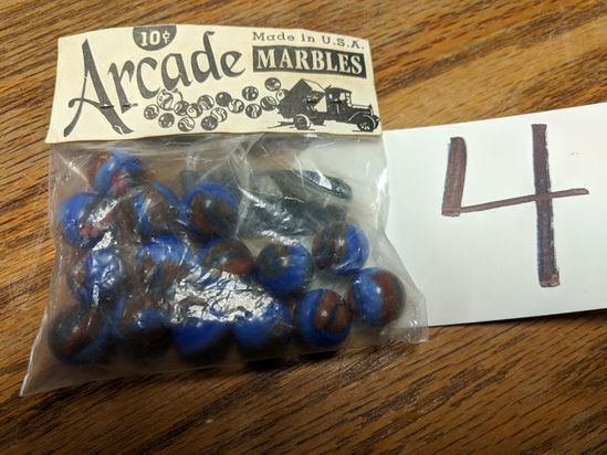 Arcade Marbles Pack