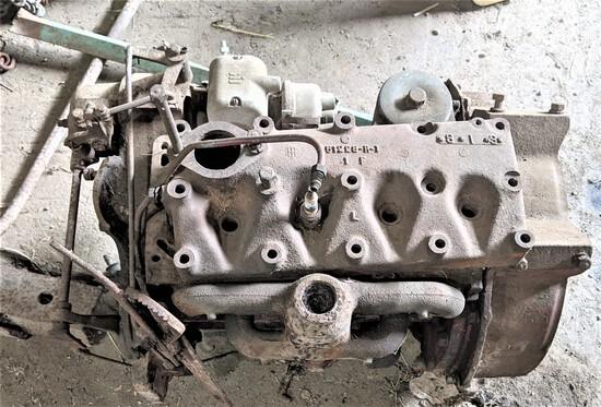 IHC Farmall 'B' Tractor Motor