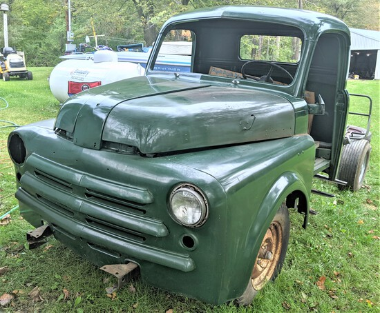 1950 Dodge Project Truck