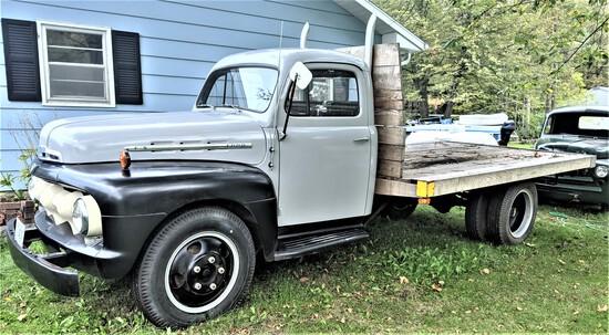 1951 Ford 1 Ton