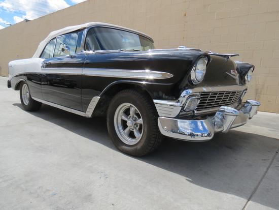 1956 Chevy Convertible Bel Air