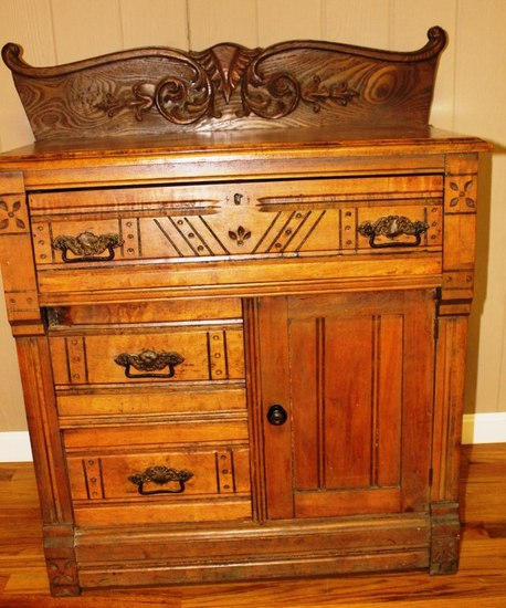 Washstand or Commode