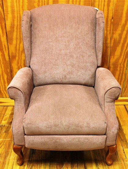 Footed Recliner