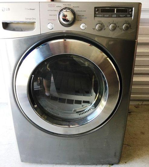 """New"" LG Dryer"