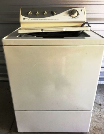 Maytag Commercial quality washer