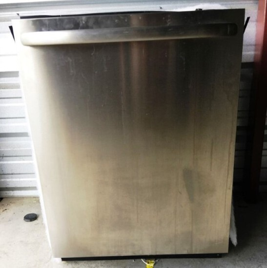 Stainles Steel Dishwasher