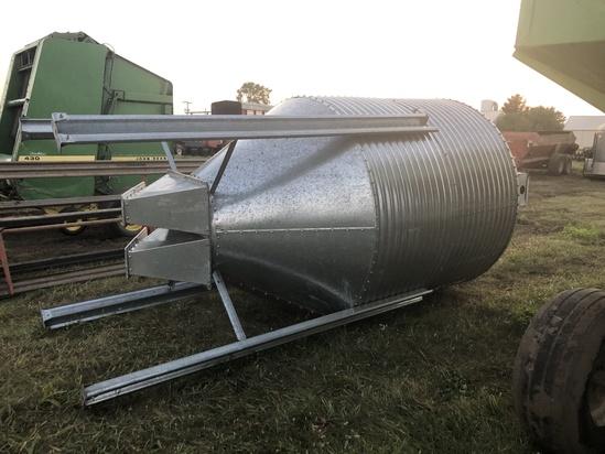 4 Ton Grain Bin