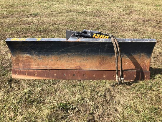 Grouser 1300 7' Dozer Blade For Skid Steer