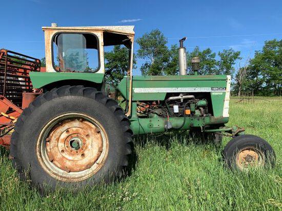 Oliver 1800 Diesel
