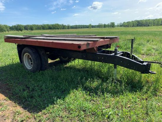 Heavy Duty 8x13 Hydraulic Dump Trailer With Removable Sides
