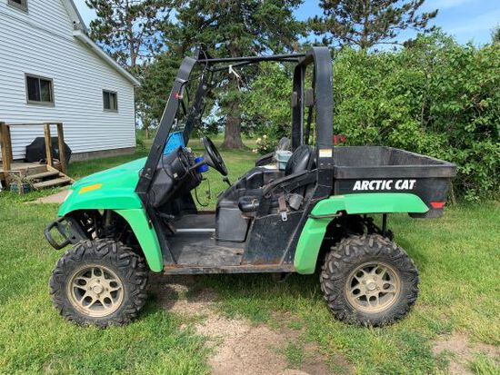 2006 Artic Cat Prowler 660cc 4X4 Side By Side