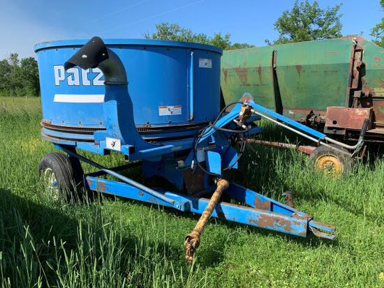 Patz Bale Processor