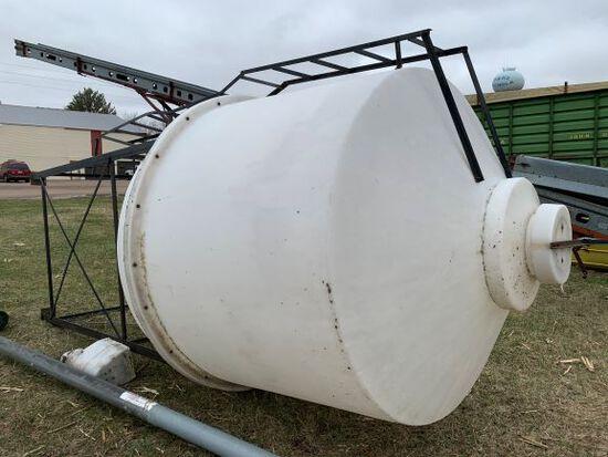 Poly Feed Tank