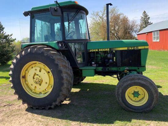 John Deere 2755 2wd Tractor