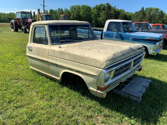 Cab for 1970s Ford Pickup