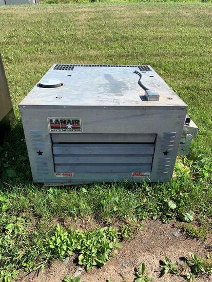 Lan Air Waste Oil Heater