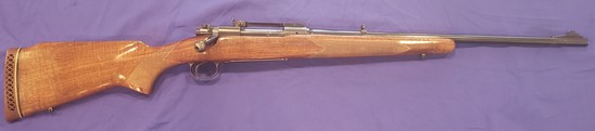 PRE 1964 WINCHESTER MODEL 70 BOLT ACTION RIFLE, 30-06