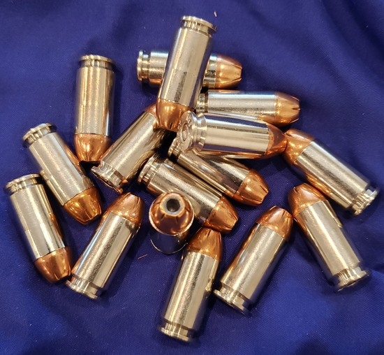 AMMO MISC .40 S&W HOLLOW POINT, 16 RDS
