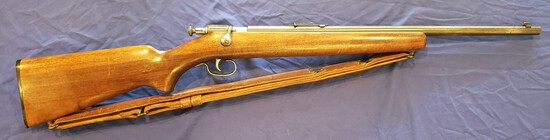 WINCHESTER MODEL 67 BOLT ACTION RIFLE .22 SHORT, LONG, LONG RIFLE