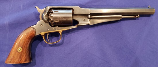 NAVY ARMS BLACKPOWDER REVOLVER .44 CAL